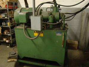 200 Ton Hydraulic Press Steelcase 3