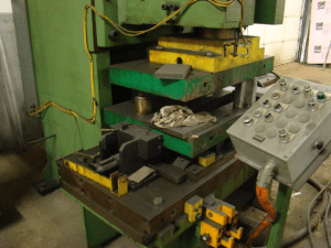 200 Ton Hydraulic Press Steelcase 6