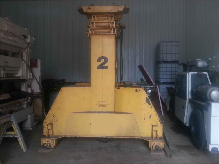300 Ton J&R Lift-N-Lock Hydraulic Gantry System For Sale