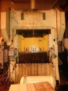200 Ton Blow Press 3 Small