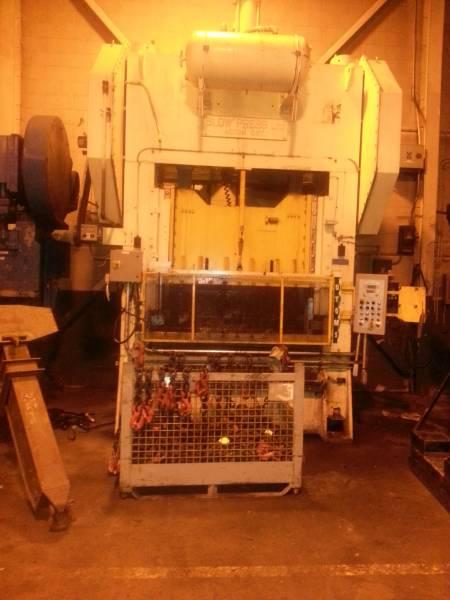 250 Ton Blow Press For Sale