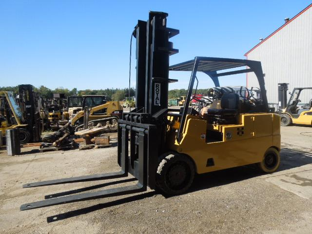 30,000lbs. Royal T300 Forklift For Sale