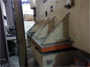 Clearing Niagara Flange Bed Press Brake pic 7