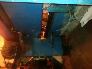 Lodge and Shipley Press Brake 1
