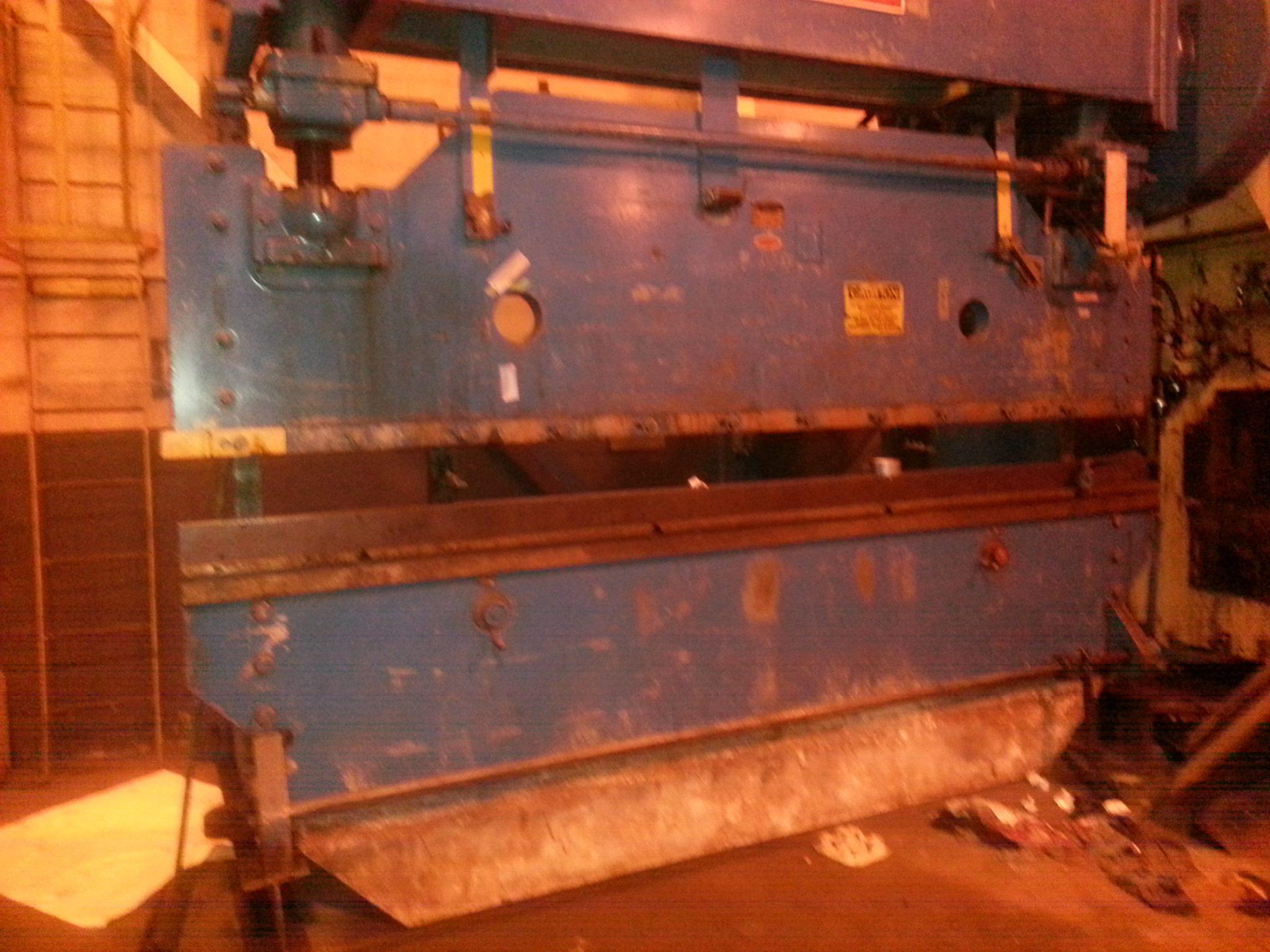 Lodge and Shipley Press Brake 4