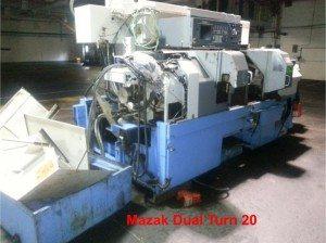 Mazak Dual Turn 20 parts 01