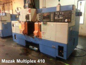 Mazak Multiplex 410 pic 1