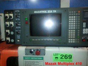 Mazak Multiplex 410 pic 15