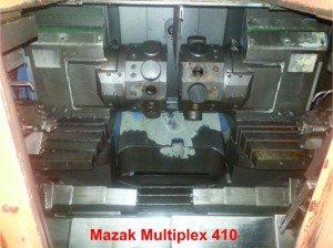 Mazak Multiplex 410 pic 17