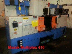 Mazak Multiplex 410 pic 5