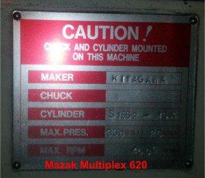 Mazak Multiplex 620 pic 02