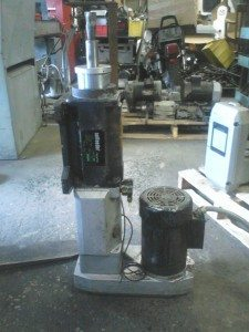 Sugino Self-Feeder Newtric Spindle 3