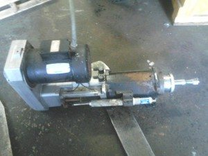 Sugino Self-Feeder Newtric Spindle 4