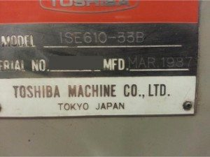 650 Ton Toshiba Plastic Injection Molding Machine pic 10