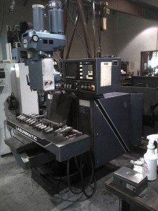 Lagunmatic 310 CNC Mill 3