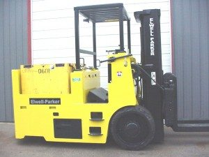 40,000lb Elwell Parker Electric Forklift For Sale