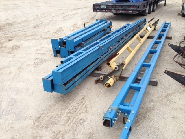 2,000lb Capacity Overhead Crane
