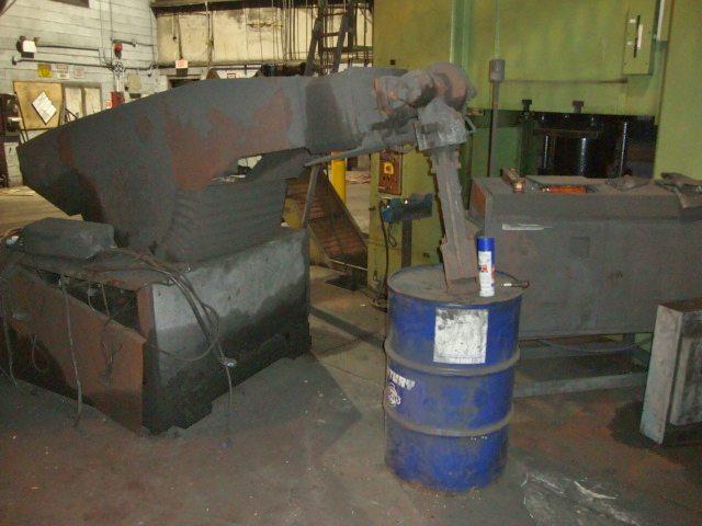 Weingarten 800 Metric Ton Press (11)
