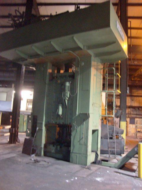 Weingarten 800 Metric Ton Press (8)