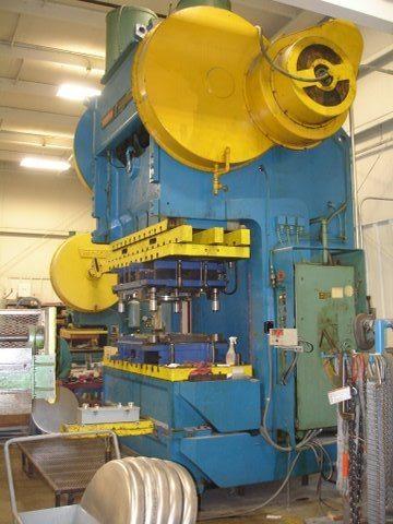Niagara Gap Frame 225 Ton Press For Sale