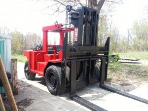 taylor forklift 22000lb for sale 5