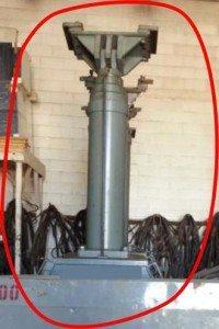 400 Ton Lift Systems 22A Hydraulic Gantry Crane 9