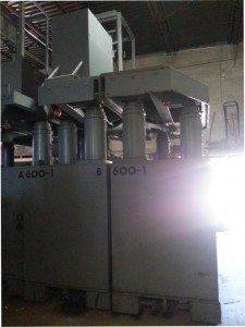 600 Ton Riggers Mfg Hydraulic Gantry Crane 7
