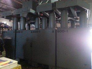 600 Ton Riggers Mfg Hydraulic Gantry Crane 9