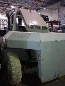 80,000lb Bristol Forklift 1
