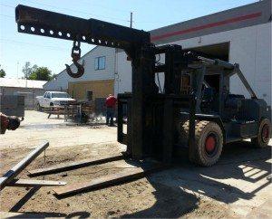 80,000lb Taylor Forklift 4