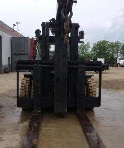 80,000lb Taylor Forklift 6