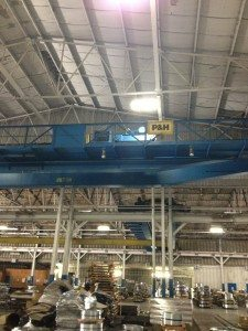20 Ton Capacity P & H Crane