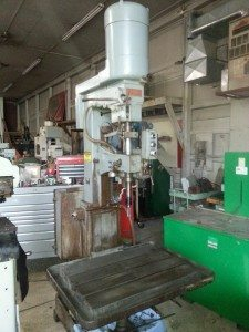 Allen Drill Press (6)