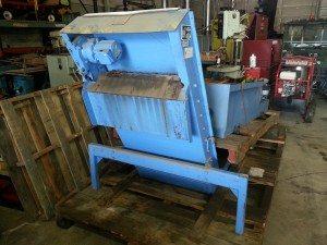 Mayfran Magnetic Roller Conveyor  (2)