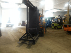 Versa Lift 4060 forklift for sale 5