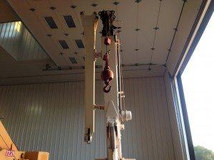 8 1/2 Ton Carry Deck P&H/Terex Crane