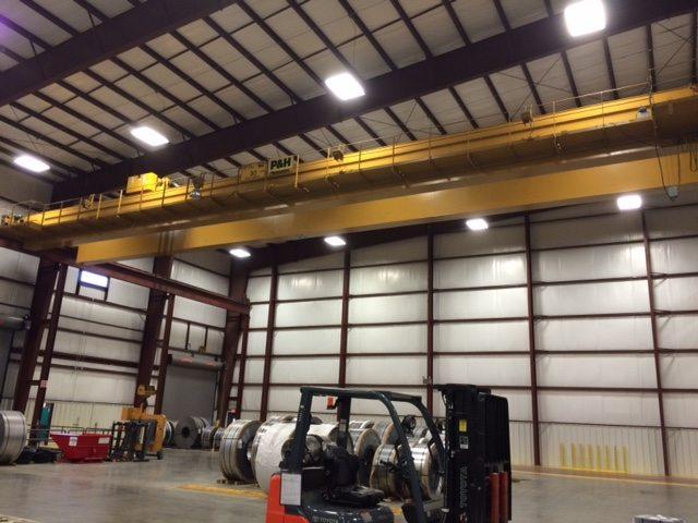 P&H Overhead Bridge Crane 30 Ton