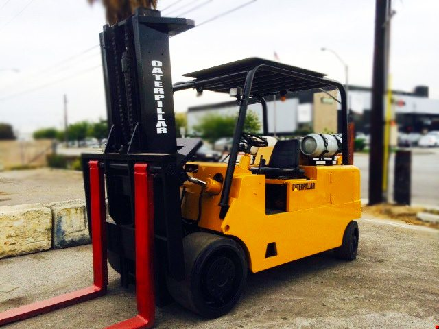 cat 20000lb forklift for sale