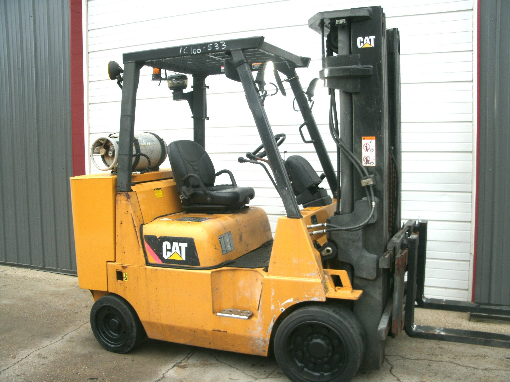 cat forklift for sale