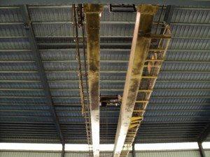 10 Ton P&H Overhead Bridge Cranes For Sale 3