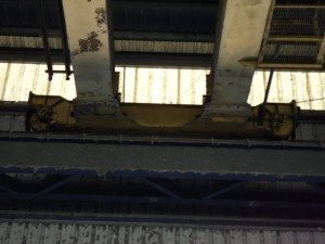 10 Ton P&H Overhead Bridge Cranes For Sale 5