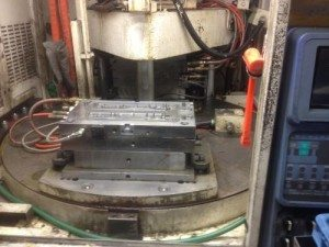 150 Ton JSW Plastic Injection Molding Machine For Sale 3