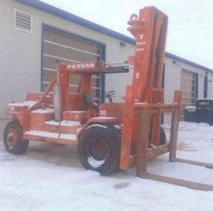 30000lb Taylor Forklift For Sale 1