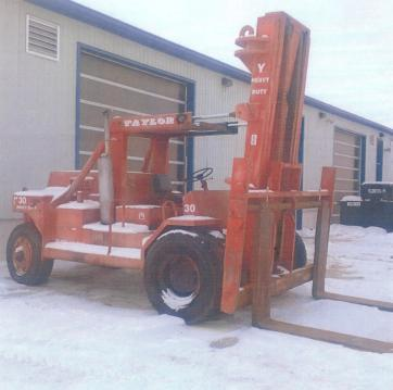 30,000lb Taylor Forklift For Sale