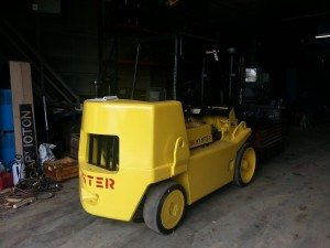 Used Hyster Forklift For Sale