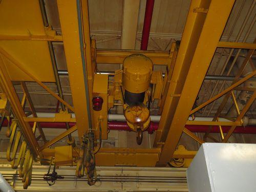 10 Ton Shaw-Box Ton Overhead Double-Bridge Crane For Sale