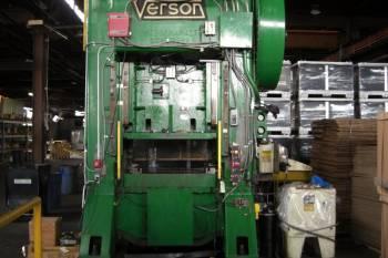 300 Ton Verson Press For Sale