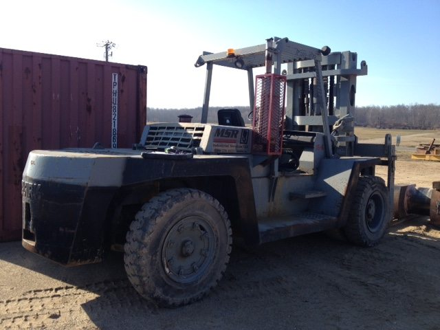 30,000lbs. Clark Forklift For Sale