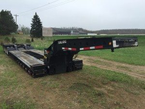Trail King Removable Gooseneck Trailer 1
