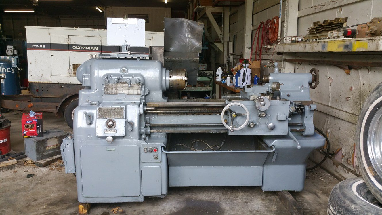 Metal Lathe For Sale >> Monarch Metal Lathe Model No 61 13x30 For Sale Call 616 200